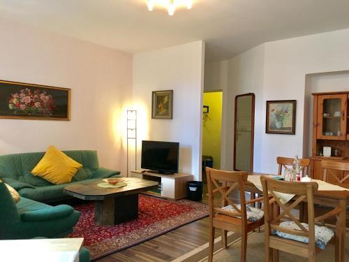 Lounge oder Bar in der Unterkunft Abendquartier Potsdam
