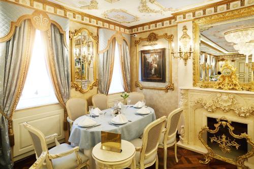 Ресторан / где поесть в Бутик-Отель Тургеневъ