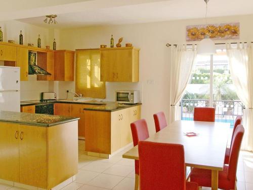A kitchen or kitchenette at Villa PRPAR18