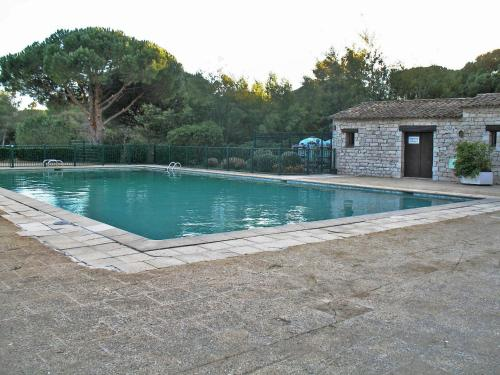 The swimming pool at or near Apartment Font Mourier