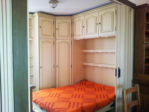 A bed or beds in a room at Apartment Martinique 2-3