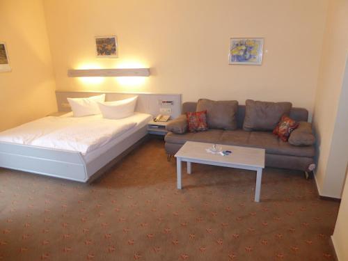 Ein Zimmer in der Unterkunft Hotel Gasthof Bären