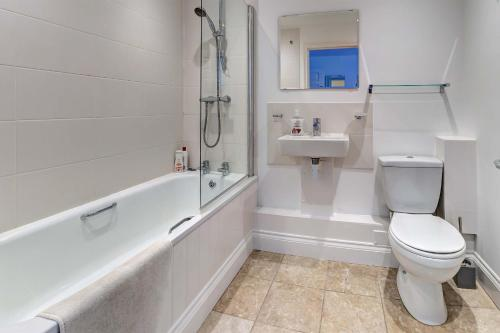 A bathroom at Annapurna Guest House