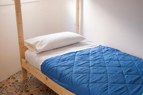 Cama o camas de una habitación en Bed in Girona