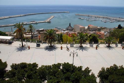 Vista aerea di Garibaldi Relais