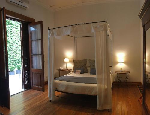 Cama ou camas em um quarto em Cruce´s Hotel Boutique