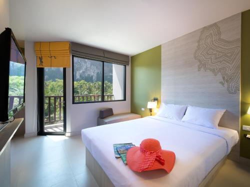 Voodi või voodid majutusasutuse ibis Styles Krabi Ao Nang toas