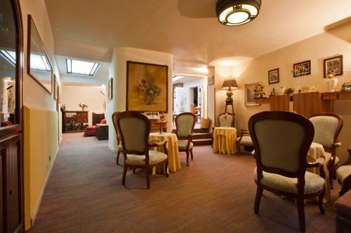 Ресторан / где поесть в Hotel Moderno