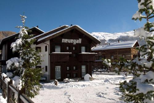 Residence Nevegall v zimě