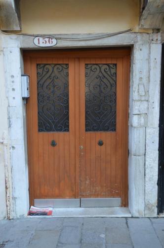 A fachada ou entrada em Dorso Duro Apartment