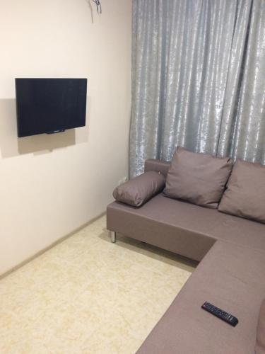 Гостиная зона в Квартира на Транспортной 80