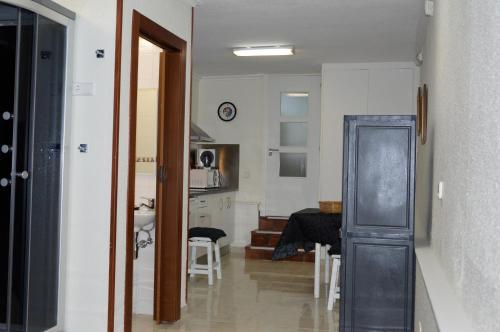 A kitchen or kitchenette at Casa Vacacional Mazo de Arriba
