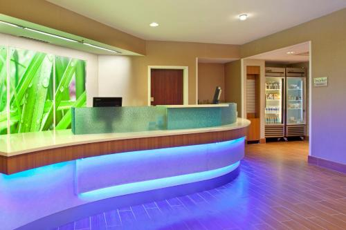 The swimming pool at or near SpringHill Suites by Marriott Baton Rouge South