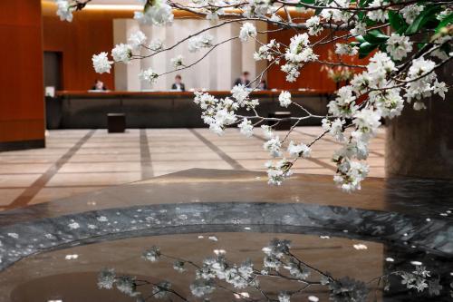 Salle de bains dans l'établissement Cerulean Tower Tokyu Hotel