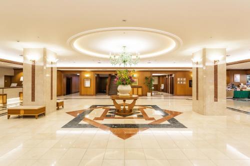 MYSTAYS 札幌 Aspen 酒店大廳或接待區