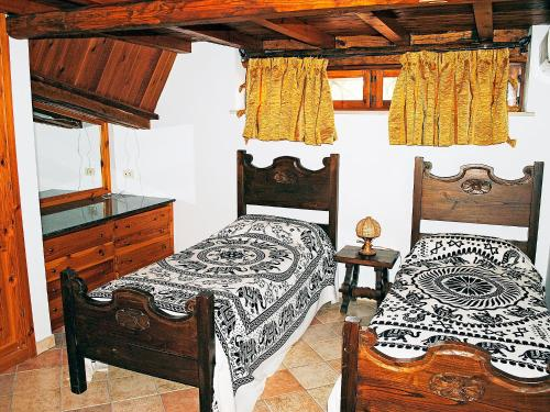 Letto o letti in una camera di Locazione turistica Casale Sul Mare.2