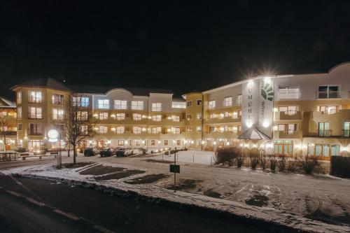Wellnesshotel Aumühle im Winter