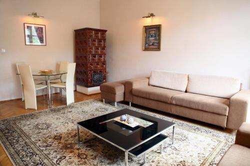 Posedenie v ubytovaní Apartmán Moyzesova