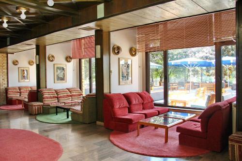 Prostor za sedenje u objektu Hotel Zelenkada