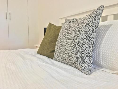 House of Tongaにあるベッド
