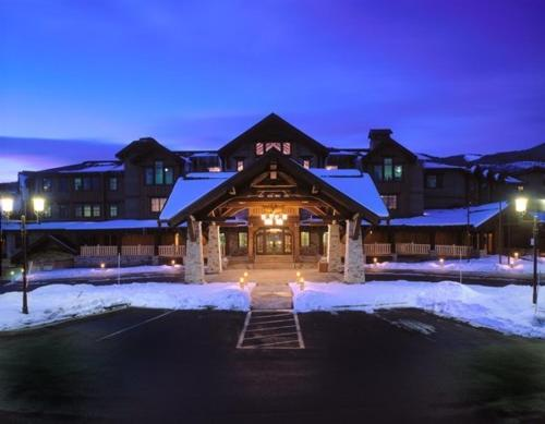 Hotel Park City, Autograph Collection during the winter