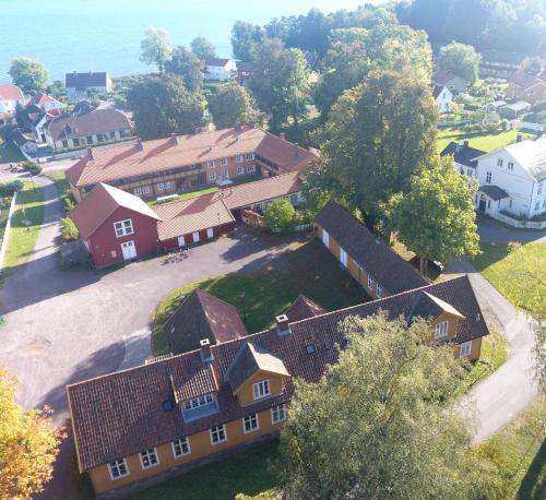 A bird's-eye view of Gamlehorten Gjestegård