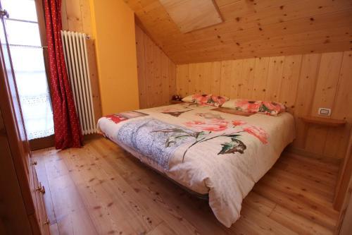 Letto o letti in una camera di Vicenés