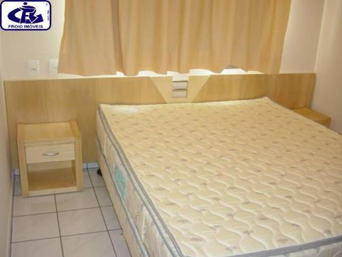 A bed or beds in a room at Sol das Caldas