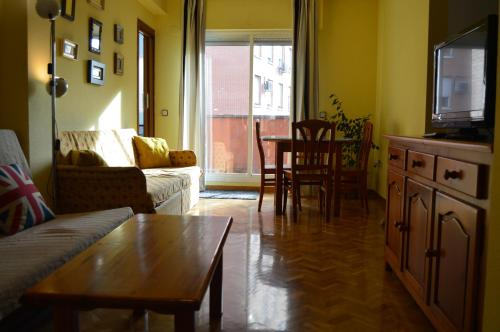 Zona de estar de Estudio Jose Barbastre
