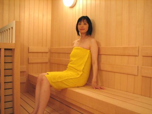 Guests staying at Capsule Hotel Asahi Plaza Shinsaibashi