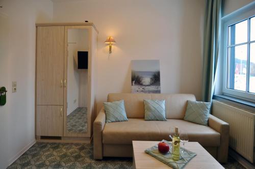Hotel Haus Monchgut Thiessow, Germany