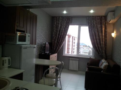 Гостиная зона в Апартаменты «У Моря»