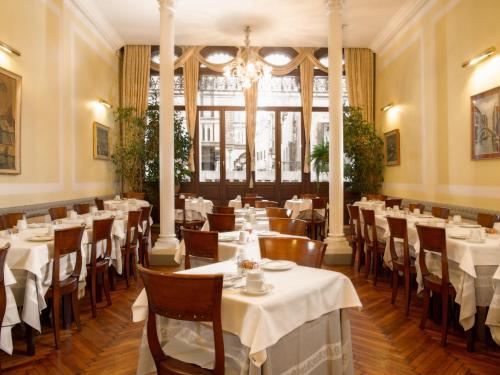 Ristorante o altro punto ristoro di Centauro Hotel