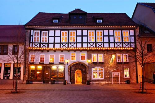 Brauhaus Zum Lowen Muhlhausen, Germany