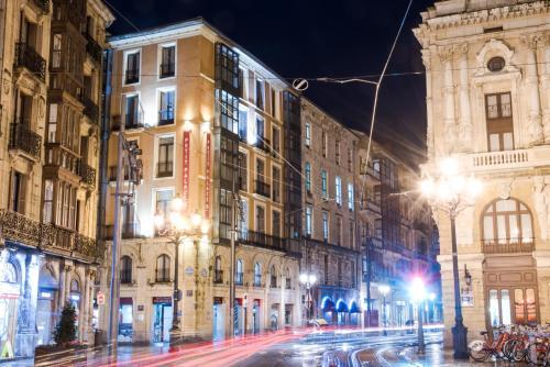 El barrio de los alrededores o un barrio cerca de este hotel