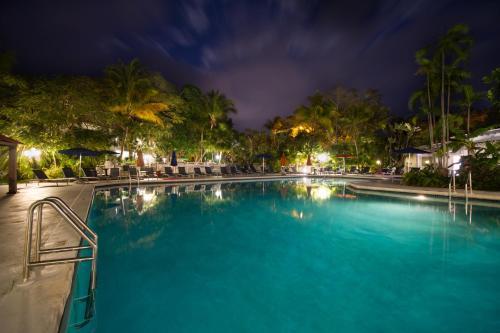The swimming pool at or near Banana Bay Resort & Marina