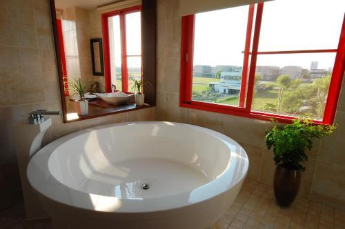 A bathroom at March 3 B&B Yilan