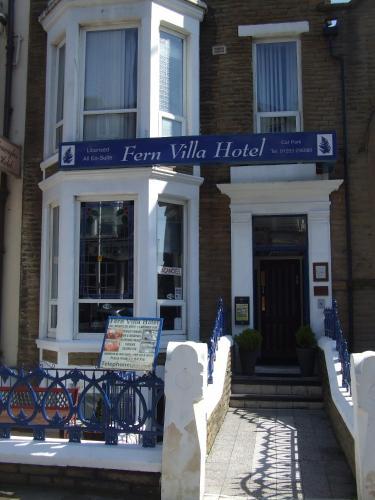 Fern Villa Hotel - Albert Road
