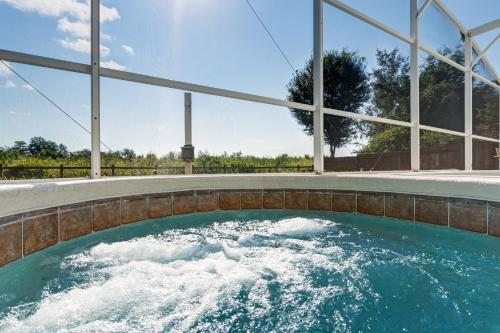 The swimming pool at or close to Private Conservation View Villa