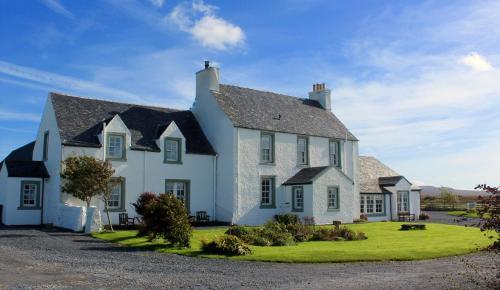 Glenegedale House