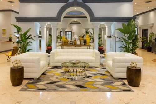 The lobby or reception area at Lexington by Hotel RL Miami Beach