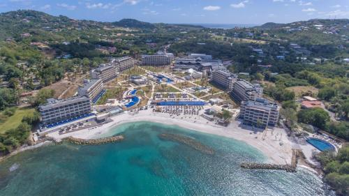 A bird's-eye view of Hideaway at Royalton Saint Lucia Adults Only - All Inclusive