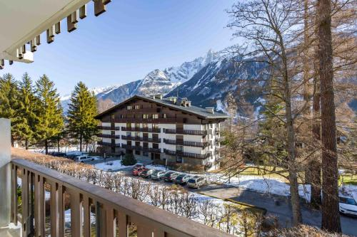 Le Brevent apartment -Chamonix All Year during the winter