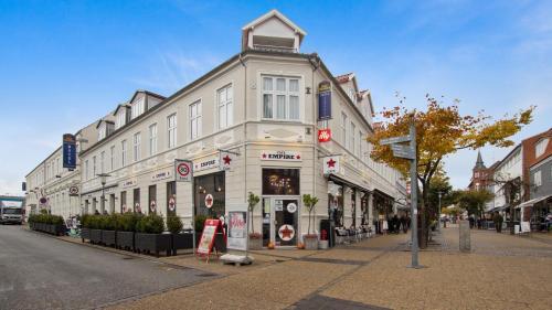 Best Western Hotel Herman Bang Frederikshavn, Denmark