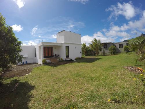 Een tuin van Chamarel Mirador Studio