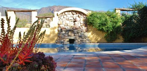 The swimming pool at or near Hotel Killa Cafayate