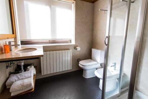 Un baño de Apartaments Gran Vall