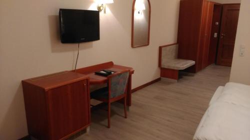 TV/Unterhaltungsangebot in der Unterkunft Hotel-Restaurant Heiligenstadter Hof