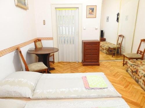 Posezení v ubytování Apartment at Wenceslas Square