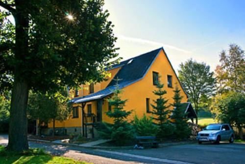 Ferienhaus Bergblick - mit Sauna und Dampfbad und Yacuzzi